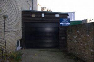Expensive Garage in Kensington