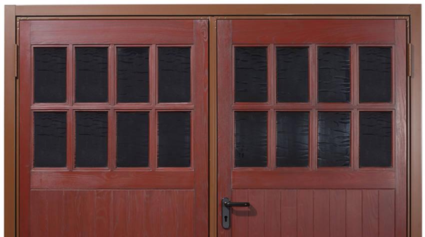 CDC Garage Doors - Side Hinged Doors Header Image