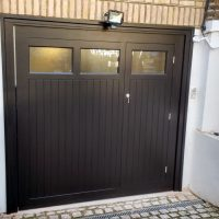 Custom Made Timber Door
