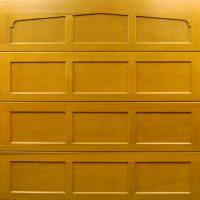 Cedar Door - Bradwell