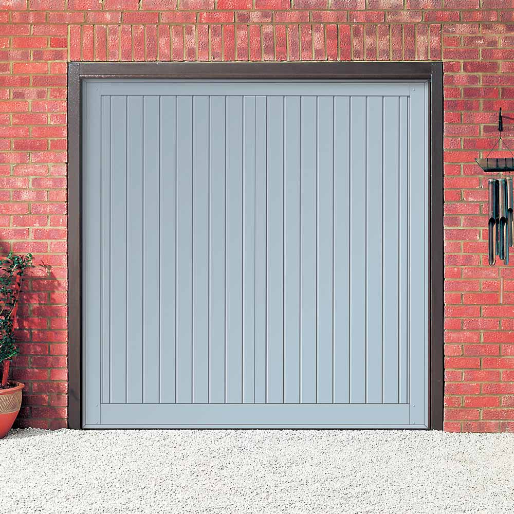 Steel garage doors bournemouth wimborne cdc garage doors for Garage doors uk