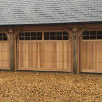 Cedar Door - Trent - Sectional