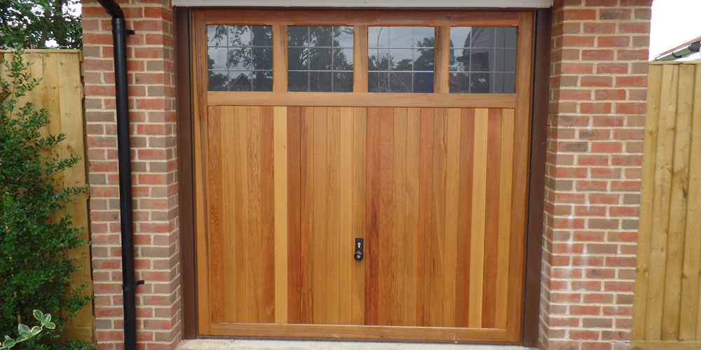 Wooden Garage Doors Bournemouth Amp Wimborne Cdc Garage Doors